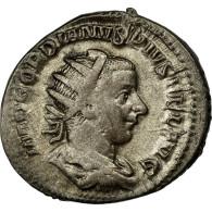 Monnaie, Gordien III, Antoninien, TTB+, Billon, Cohen:121 - 5. L'Anarchie Militaire (235 à 284)