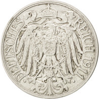 [#40598] Allemagne, Empire, Guillaume II, 25 Pfennig, 1911 A, KM 18 - [ 2] 1871-1918 : Imperio Alemán