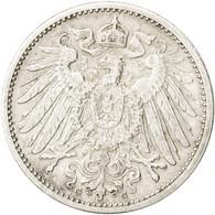 [#40570] Allemagne, Empire, Guillaume II, 1 Mark, 1910 G, KM 14 - [ 2] 1871-1918: Deutsches Kaiserreich