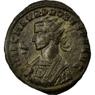 Monnaie, Probus, Antoninien, TTB+, Billon, Cohen:556 - 5. L'Anarchie Militaire (235 à 284)