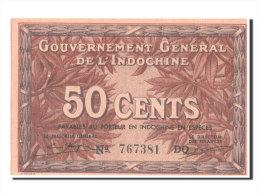 [#81719] Indochine, 50 Cents Type 1939 - Indochine