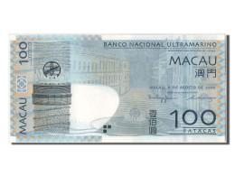 [#303457] Macao, 100 Patacas Type 2005 - Macao