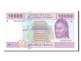 [#155049] Cameroun, 10 000 Francs Type 2002 - Kameroen