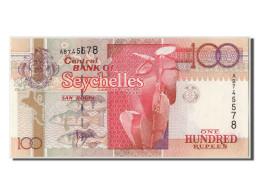 [#303467] Seychelles, 100 Rupees Type 1998 - Seychelles