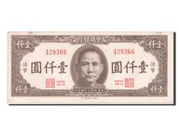 [#40760] Chine, Central Bank Of China, 1000 Yuan Type 1945 - China