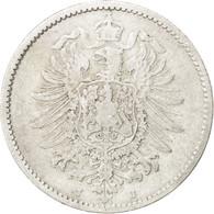 Allemagne, Empire, Guillaume Ier, 1 Mark, 1881 J, KM 7 - [ 2] 1871-1918: Deutsches Kaiserreich