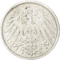 [#40555] Allemagne, Empire, Guillaume II, 1 Mark, 1902 F, KM 14 - [ 2] 1871-1918: Deutsches Kaiserreich
