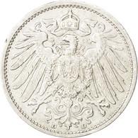 [#40569] Allemagne, Empire, Guillaume II, 1 Mark, 1909 D, KM 14 - [ 2] 1871-1918: Deutsches Kaiserreich