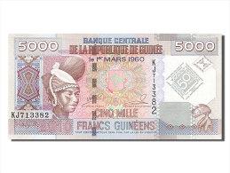 [#255181] Guinée, 5000 Francs, Type 50ème Anniversaire De La Monnaie Guinéenne Et De La BCRG - Guinée