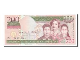 [#155078] République Dominicaine, 200 Pesos Oro Type 2006 - Dominicaine