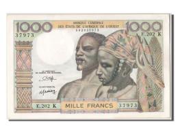 [#303471] Sénégal, 1000 Francs Type 1959-65 - Sénégal
