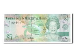 Iles Caïmans, 5 Dollars Type Elizabeth II - Iles Cayman