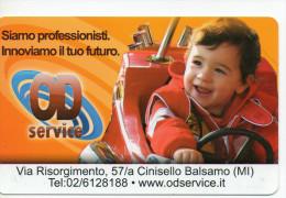 NUOVE OD SERVICE GOLDEN EURO 833 - Public Practical Advertising