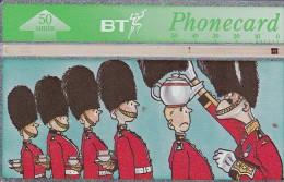 UK, BTC-116, 50 Units, True Brits - Time For Tea - United Kingdom