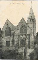 60 BRETEUIL ++ Eglise ++ - Breteuil