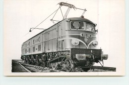 LOCOMOTIVE ELECTRIQUE  -  Type 2' Do 2'; Serie 2D2 9101-9135. - Trains