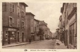 87 Bellac. Rue Du Coq - Bellac