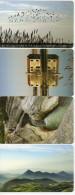 NUOVE NATURALMENTE GOLDEN EURO 785-6-7-8 (4 SCHEDE) - Public Practical Advertising