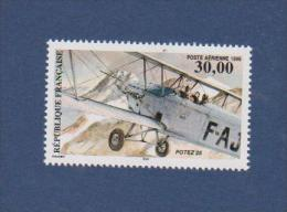 TIMBRE PA  NO 62 , 30 F  BREGUET XIV - Posta Aerea