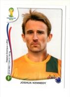 FIGURINE PANINI NUOVE - MINT STICKERS BRASIL WORLD CUP 2014 - AUSTRALIA - JOSHUA KENNEDY - N.183 - Panini