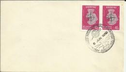 ARGENTINA CC MAT AÑO GEOFISICO INTERNACIONAL 1959 - International Geophysical Year