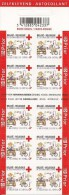 Carnet B74 - Croix-Rouge - ** - Booklets 1953-....