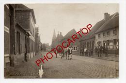NON SITUEE-CARTE PHOTO Allemande-GUERRE 14-18-1WK-FRANCE-02-59-BEL GIQUE-XX- - Francia