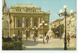 CPM CARTE POSTALE MODERNE - 34 - HERAULT -MONTPELLIER  écrite Non Timbrée - Montpellier