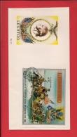 LESOTHO, 1982 Mint ,  FDC,  George Washington,  Block Nr. 15, Stampnr(s). 392, F 3406 - Lesotho (1966-...)