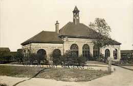 220035-Illinois, Rock Island, Chicago Rock Island & Pacific Railroad Train Station Depot - Gares - Sans Trains