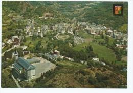 040514@ CP VALLS D'ANDORRA, LES ESCALDES I ENGORDANY, ANDORRE - Andorre