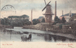 Pays-Bas - Zwolle - Jufferenwal - Postal Mark 1902 - Zwolle