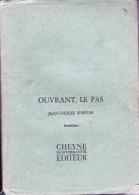 CHEYNE EDITEUR POESIE JEAN-PIERRE SIMEON - French Authors