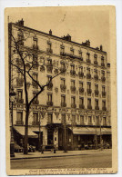 """PARIS 5° Et 13°-carte Publicitaire""""Grand Hôtel D´Austerlitz Et Restaurant Du Piefd De Mouton""""Bd De L´Hôpital - Arrondissement: 13"""