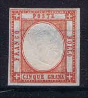 Italy 1861 Sa 21, Mi 5 MH/* - Nuevos