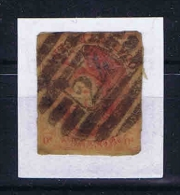 Belgium, 1851 OPB Nr 8A Used Thick Paper - 1851-1857 Médaillons (6/8)