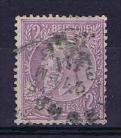 Belgium, 1884 OPB Nr 52  Used