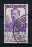 Belgium, OPB 117, 1912 Used