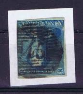 Belgium, 1849 Nr 45 Canceled - 1849 Epaulettes