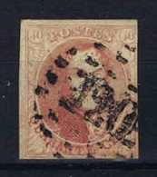 Belgium, OPB 8a Used 120 Tournai, Thick Paper - 1851-1857 Médaillons (6/8)