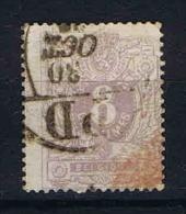 Belgium, OPB 29 Used - 1869-1888 Lying Lion