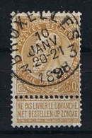 Belgium, OPB 62 Used