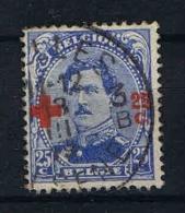 Belgium, OPB 156 Used - 1918 Croix-Rouge