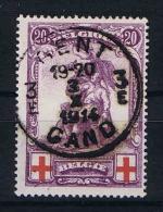 Belgium, OPB 128, 1912 Used