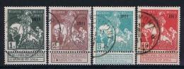 Belgium, OPB 93-99 Used - 1910-1911 Caritas