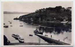 Ile De BREHAT---1953--Le Port  Clos (petite Animation),cpsm 14 X 9  N° 2762  éd Yvon - Ile De Bréhat