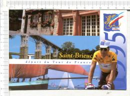 DEPART DU  TOUR DE  FRANCE  - 1995 -  SAINT BRIEUC -    Miguel Indurain - - Cyclisme