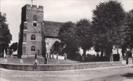 BRADWELL ON SEA - ST THOMAS CHURCH - Zonder Classificatie