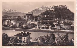 AK Salzburg Vom Kapuzinerberg - Stieglkeller - 1941 (3941) - Salzburg Stadt