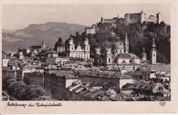 AK Salzburg Die Festspielstadt - 1953 (3947) - Salzburg Stadt